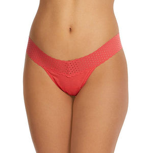 Hanky Panky Eco Cotton Low Rise Thong 791001