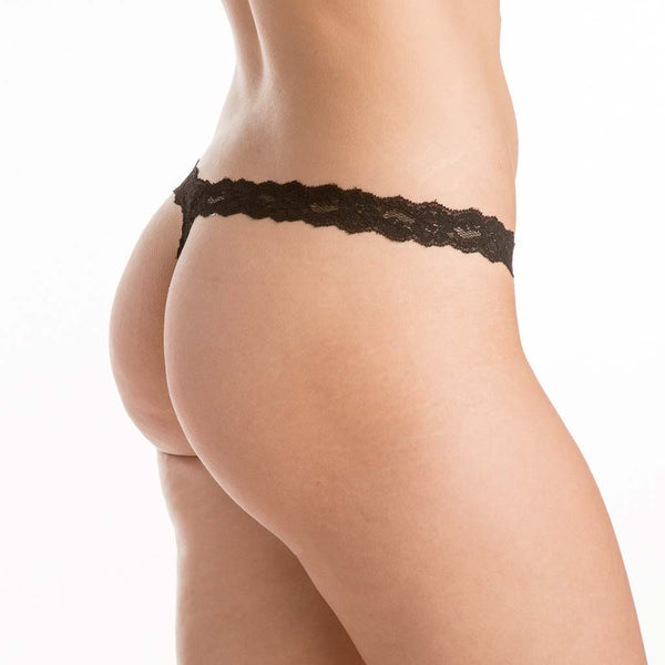 51dc7f74d Hanky Panky 251302 Illusion Crotchless G-String Panty - Lingerie Store -  The Lingerie Store USA