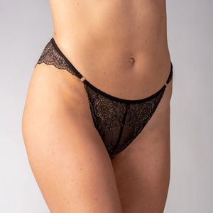 Hanky Panky Rose Gold High Cut Brief 2F2254