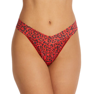 Hanky Panky On The Prowl Original Rise Thong 2J1186