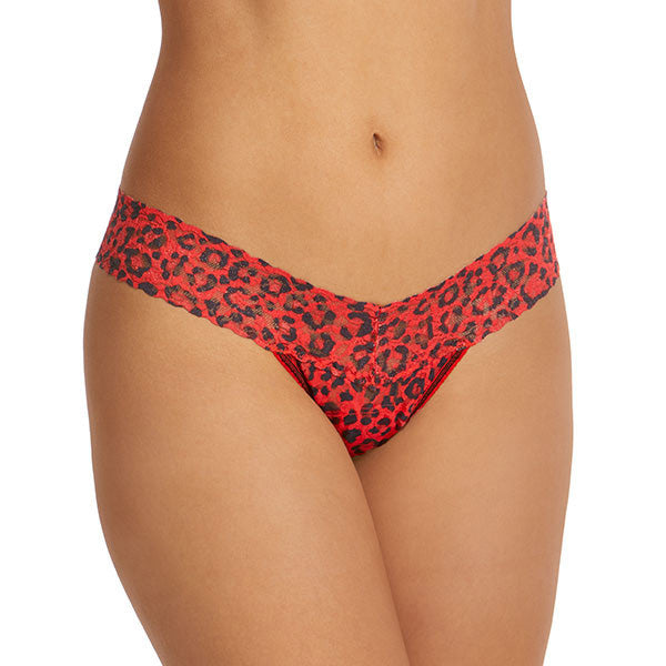 Hanky Panky On The Prowl Low Rise Thong 2J1586