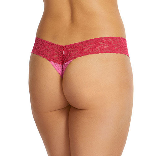 Hanky Panky Colorplay Low Rise Thong 36106