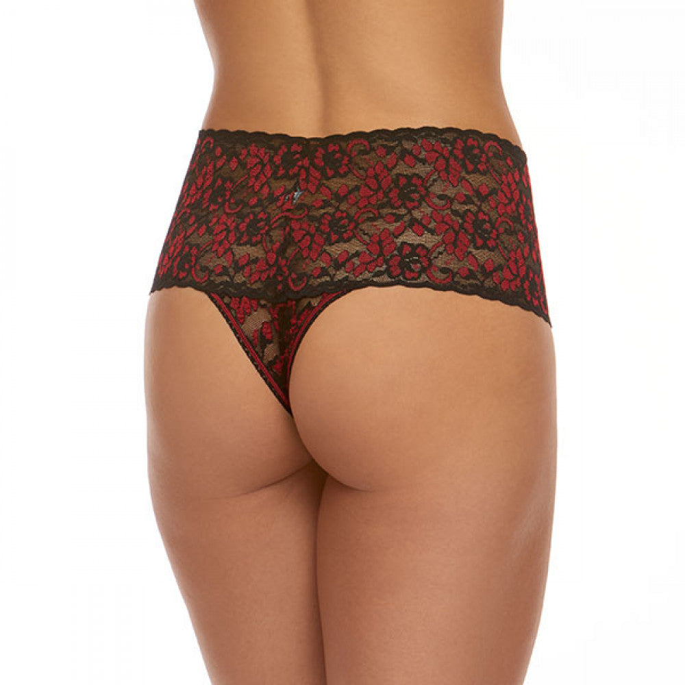 Hanky Panky Cross Dye Retro Thong 591924