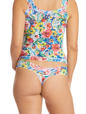 Hanky Panky Sunrise Blossom Low Rise Thong 5P1582