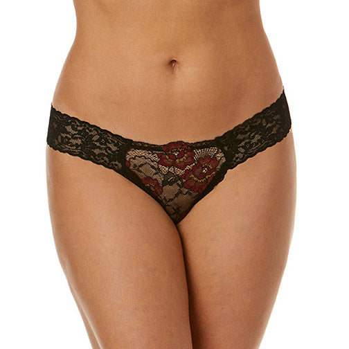 Hanky Panky Bloomsbury Low Rise Diamond Thong 6W1036