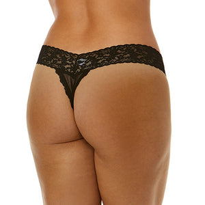 Hanky Panky Bloomsbury Original Rise Diamond Thong 6W1836