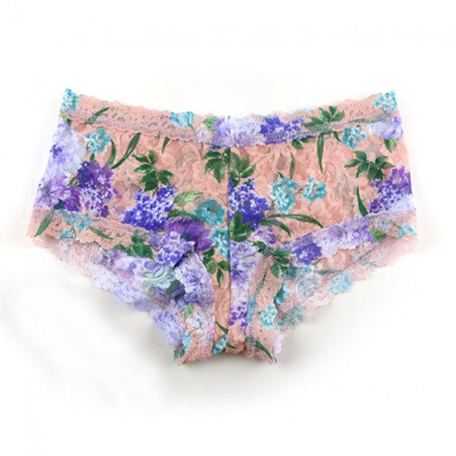 Hanky Panky Ashley Floral Boyshort 701284