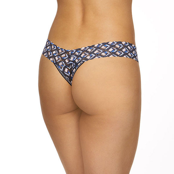 Hanky Panky Block Out Low Rise Thong 731584