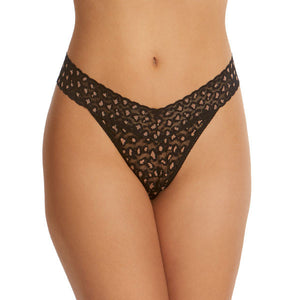 Hanky Panky Cross Dyed O/R Thong 7I1101