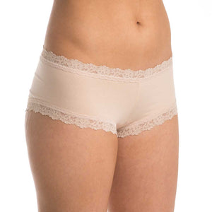 Hanky Panky Cotton with a Conscience Boyshort 891281