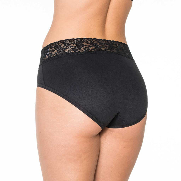 e11c9544b28 Hanky Panky Organic Cotton French Brief 892461 - The Lingerie Store - The Lingerie  Store USA
