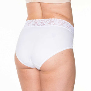 2ffcc2c388c Hanky Panky Organic Cotton French Brief 892461 - The Lingerie Store ...