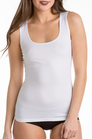 Hanky Panky Organic Cotton Scoop Neck Tank 894354