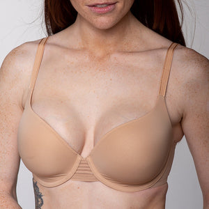 Le Mystere Second Skin Back Smoother Bra 5221