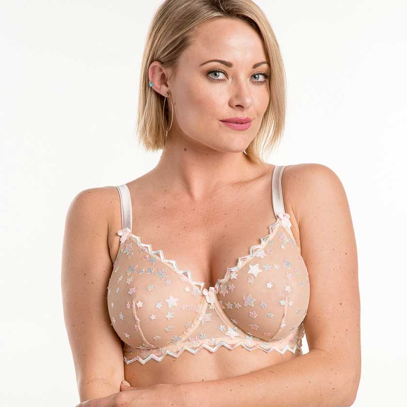 Mimi Holliday Angel Face Comfort Bra SS18-11