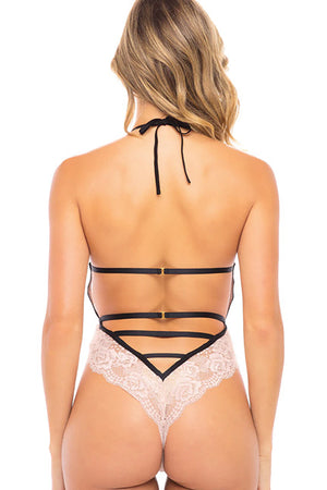 Oh La La Cheri Willow Bodysuit 52-10982