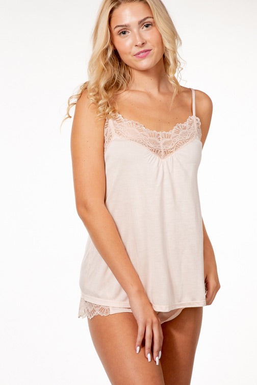 Only Hearts 43848 Venice Low Back Cami
