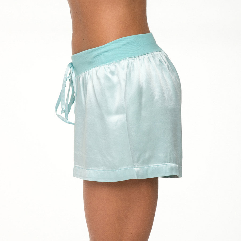 PJ Harlow B5 Mikel Satin Boxer Short - The Lingerie Store USA b5be544cb