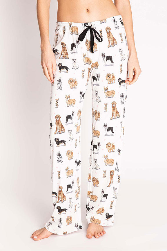 PJ Salvage Playful Print Pant RNPLP