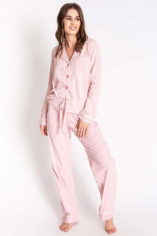 PJ Salvage Chelsea Fit PJ Set RPCHPJ