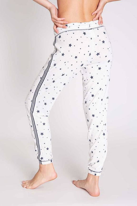 PJ Salvage Stars Dream Mix Banded Pant RPDMP1