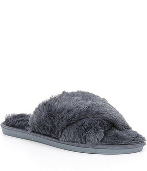 PJ Salvage Fur Slides RPFUSL