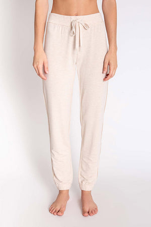 PJ Salvage Lounge Essentials Banded Pant RPLEP1