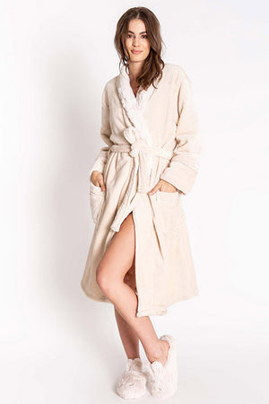 PJ Salvage Luxe Plush Robe RPLPR