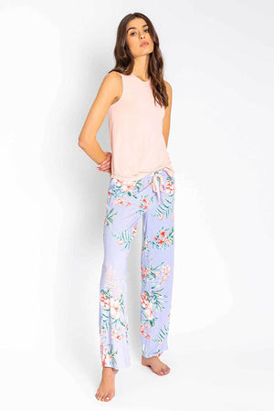 PJ Salvage Dream In Color Pant RSDCP in Peri Print