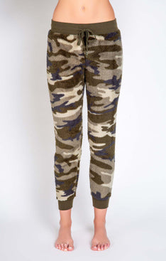PJ Salvage Cozy Items Pant RUCOP2 - Camo