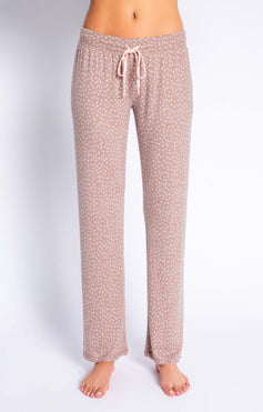 PJ Salvage Dollie Dot Jammie Pant RUDDP