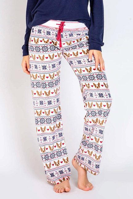 PJ Salvage Dog Mama Pant RUDMP1