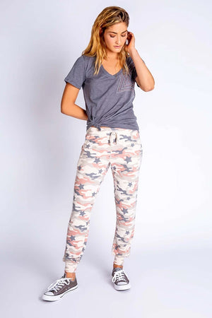 PJ Salvage Follow The Stars Banded Pant RUFSP1