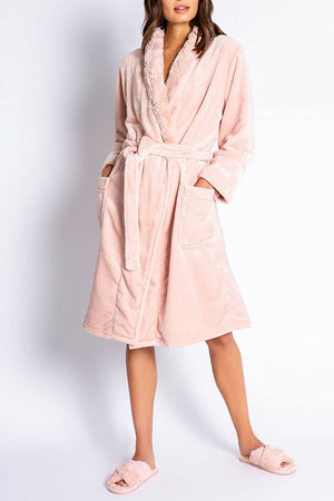 PJ Salvage Luxe Plush Robes RULPR