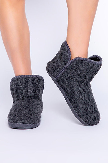 PJ Salvage Cable Knit Bootie RVCKBO