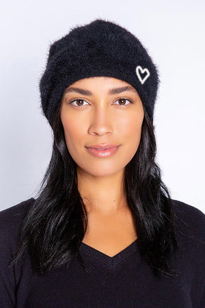 PJ Salvage Feather Knit Acces Beanie RVFKBE