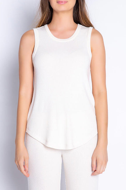 PJ Salvage Textured Basics Tank RWTBTK