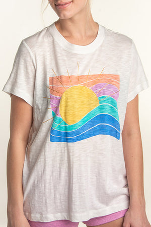 PJ Salvage Colorful Classics Tshirt RXCLT