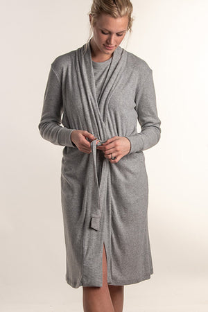PJ Salvage Textured Lounge Robe RXTLR