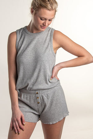 PJ Salvage Textured Lounge Tank RXTLTK