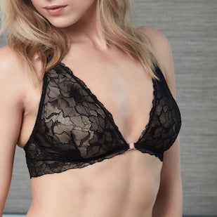41648c4d6 Samantha Chang Glamour Lace Halter Bra SC446617 - The Lingerie Store USA