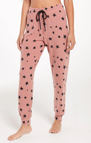 Z Supply Love Notes Star Jogger ZLP211161