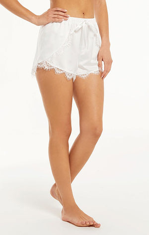 Z Supply Only Love Satin Short ZLS211209