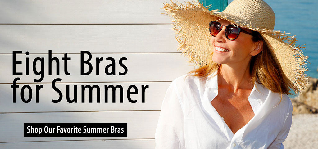 Eight Bras for Summer - Shop The Lingerie Store USA