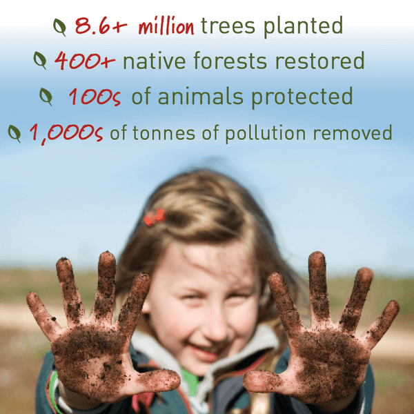 Carbon Offset - 1 metric tonne