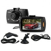 HiLine 1080p Vehicle Dashboard Video Recorder Camera