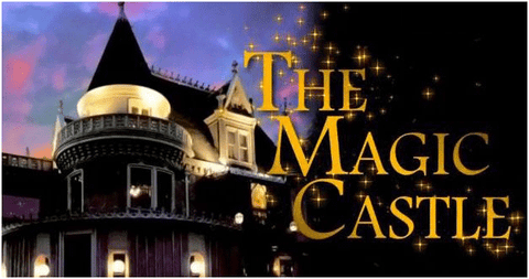 2 VIP Passes to The Magic Castle (up to 8 guests)