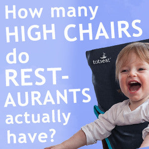 We need to talk about high chairs in British restaurants
