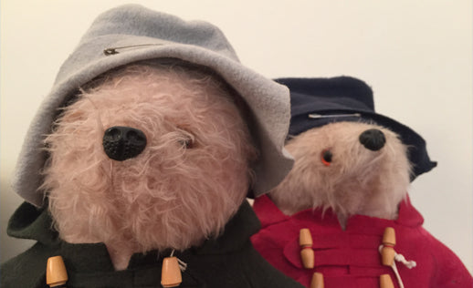 Paddington Bears in Totseat HQ