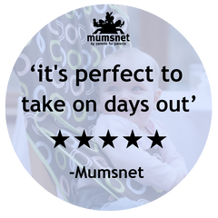 Mumsnet Totseat Review
